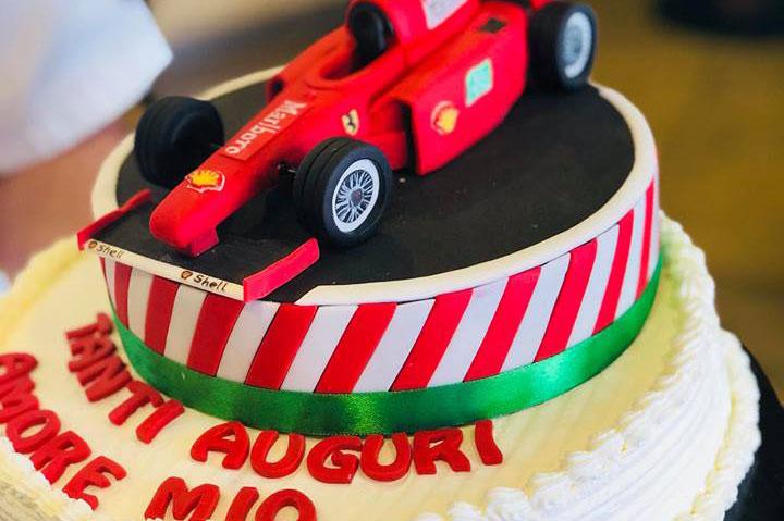 cake-design-roma-torte-sportive-pappagallo